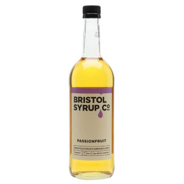 Picture of Bristol Syrup Co. Passionfruit , 70cl