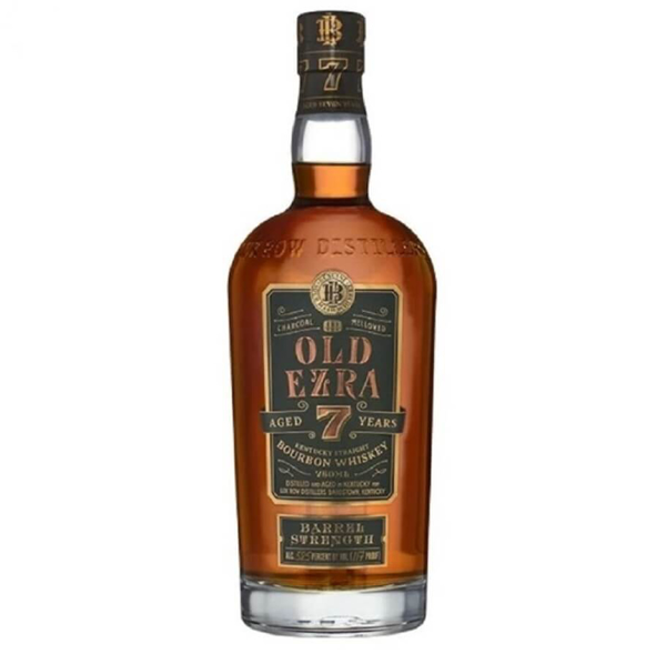 Picture of Ezra Brooks 7 year Bourbon , 70cl * one per customer