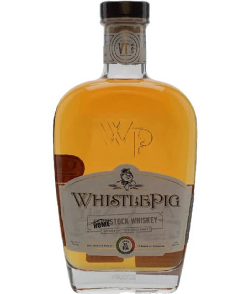 Picture of Whistle Pig Home Stock No. 4 , 75cl