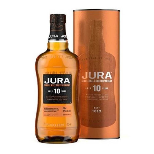 Picture of Isle ofJura 10 year , 70cl