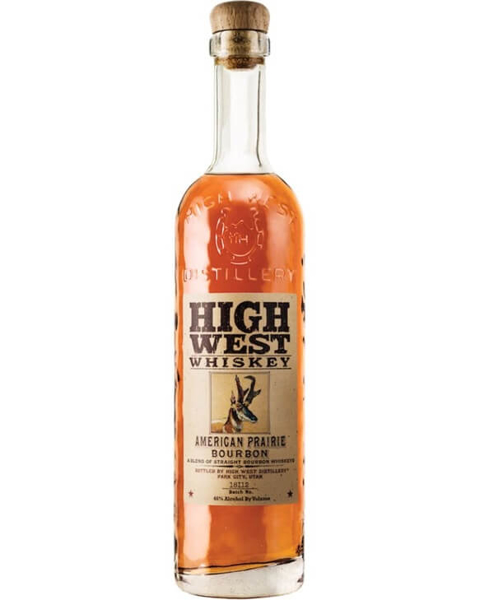 Picture of High West Prairie Bourbon , 70cl