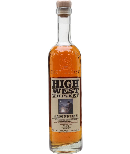 Picture of High West Campfire Bourbon , 70cl