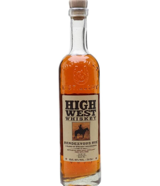 Picture of High West Rendezvous Rye , 70cl