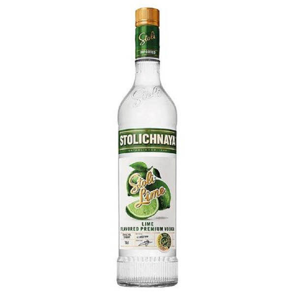 Picture of Stolichnaya Lime, 70cl