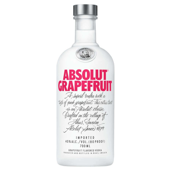 Picture of Absolut Pink Grapefruit, 70cl