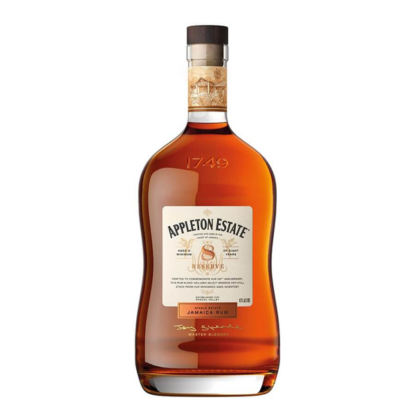 Picture of Appleton 8yr, 70cl