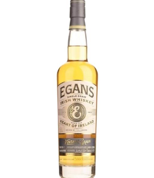 Picture of Egans Vintage Single Grain Irish Whiskey , 70cl