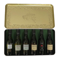 Picture of Gonzalez Sherry Gift Tin , 6 x 5cl