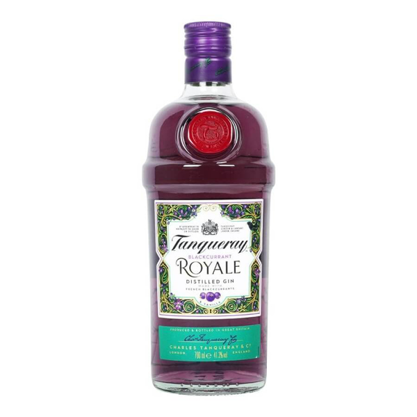 Picture of Tanqueray Blackcurrant Royale , 70cl