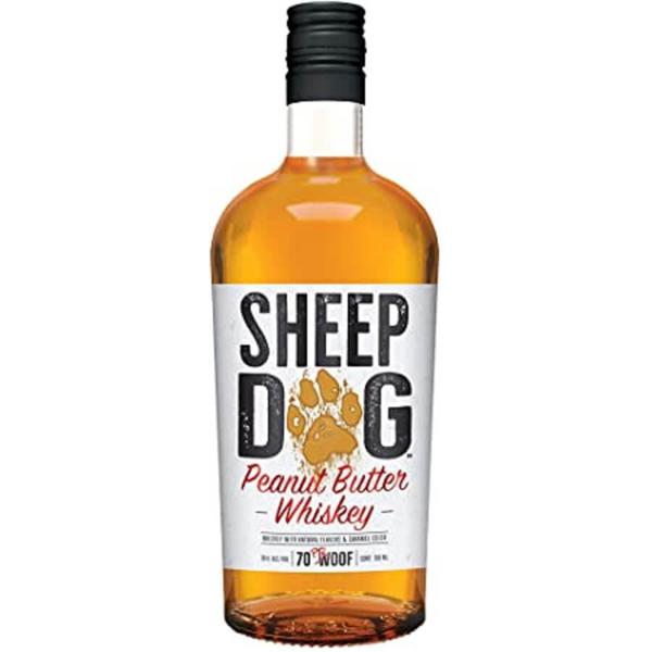 Picture of Sheepdog Peanut Butter  Whiskey, 70cl