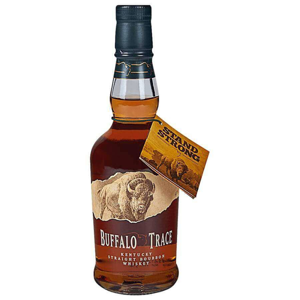 Picture of Buffalo Trace Bourbon US . Strength 45% , 375ml