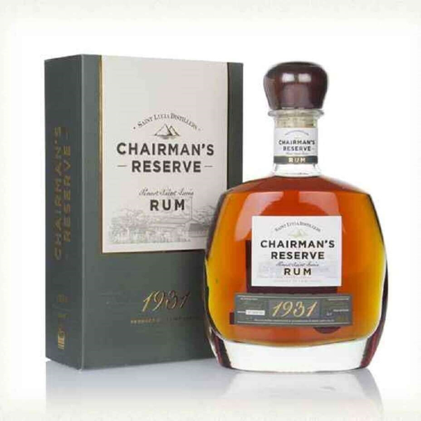 Picture of Chairmans Reserve St Lucia 1931 Rum, 70cl