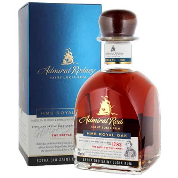 Picture of Admiral Rodney HMS royal oak , 70cl