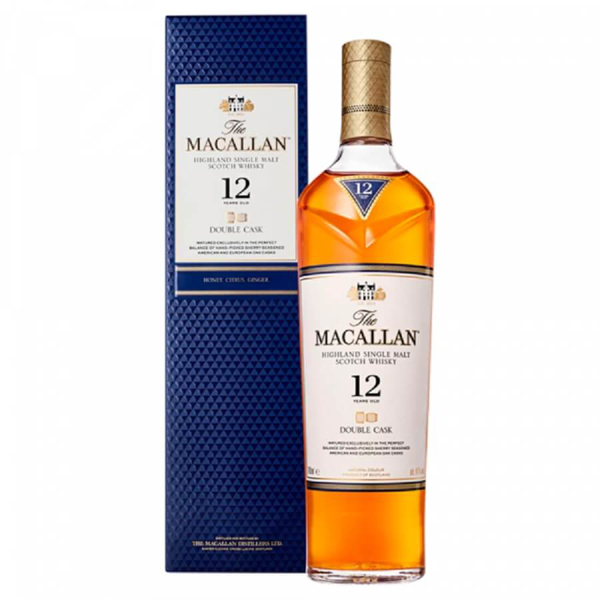 Picture of Macallan 12 yr Double cask , 70cl