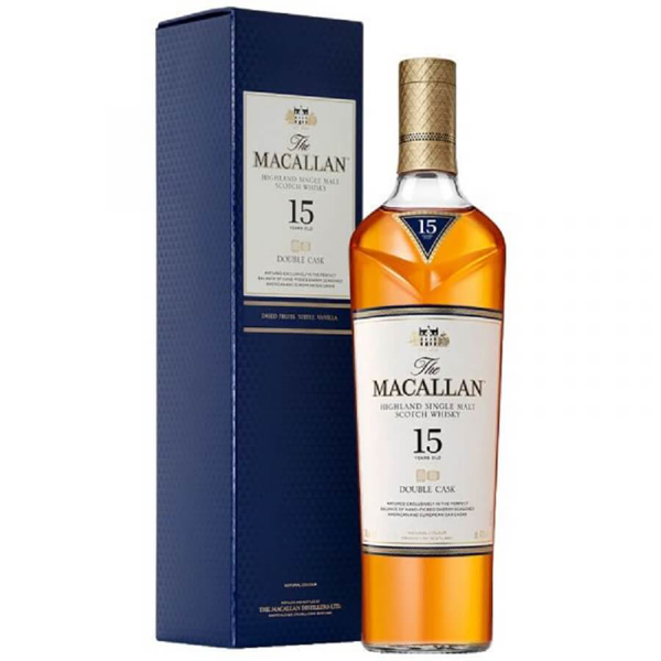 Picture of Macallan 15yr Double cask , 70cl