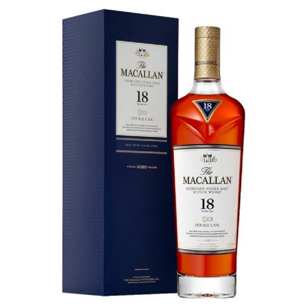 Picture of Macallan 18yr Double cask , 70cl