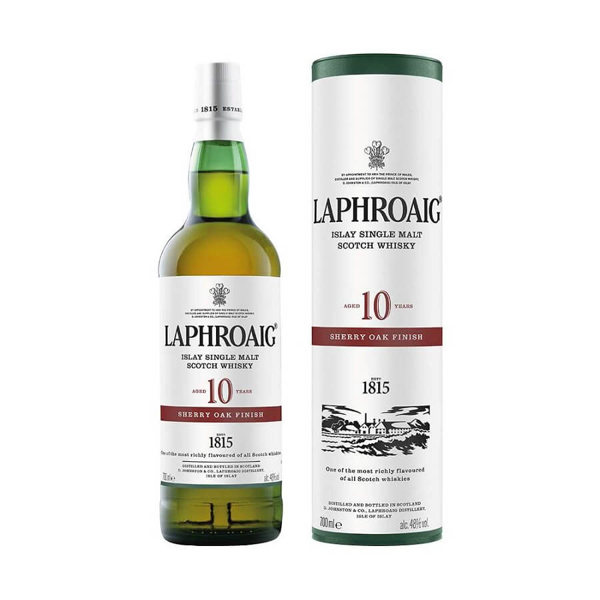 Picture of Laphroaig 10yr Sherry Cask Islay, 70cl