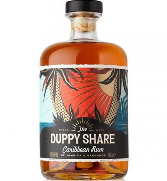 Picture of Duppy Share Rum , 70cl