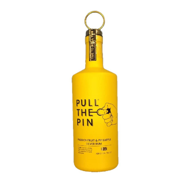Picture of Pull the Pin Passion & Pineapple Rum , 70cl