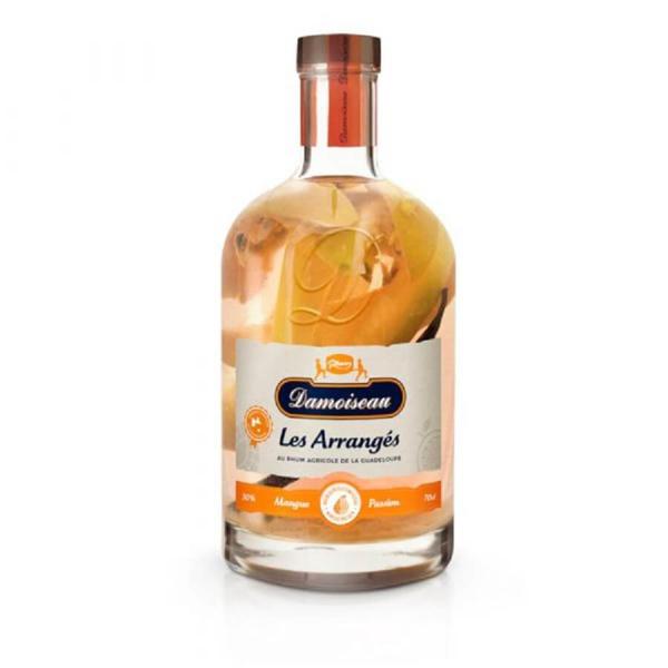 Picture of Damoiseau Arrange Mango & Passion Rum Liqueur , 70cl