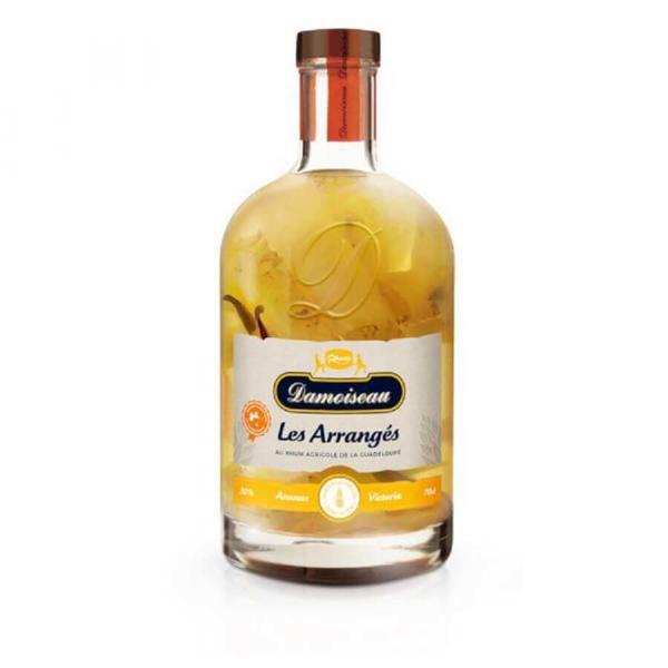 Picture of Damoiseau Arrange Pineapple Rum Liqueur , 70cl