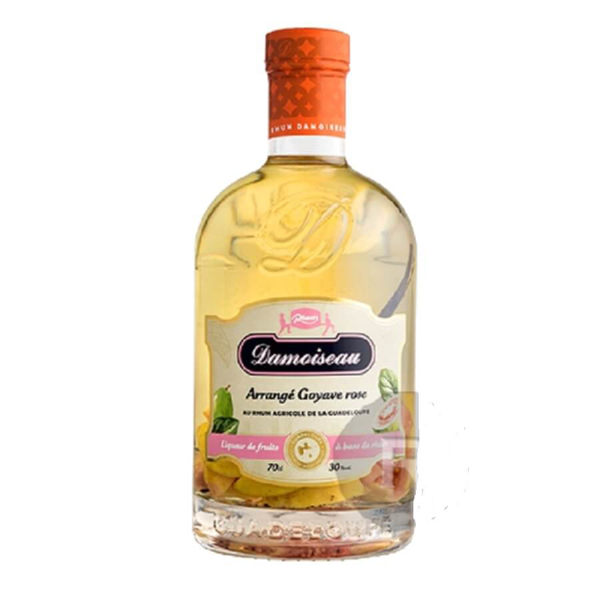 Picture of Damoiseau Arrange Guava Rum Liqueur , 70cl