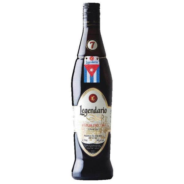 Picture of Legendario Elixir, Cuba 7 yr , 70cl