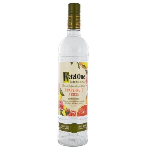 Picture of Ketel One Grapefruit & Rose Botanical Vodka 70cl