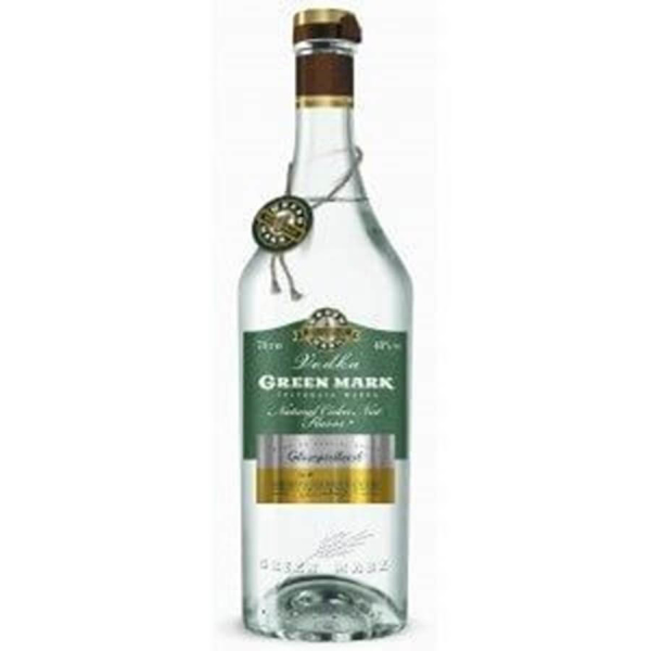 Picture of Green Mark Vodka Russia , 70cl