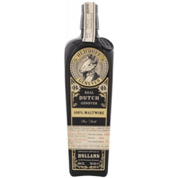 Picture of Old Duff Maltwine Genever , 70cl