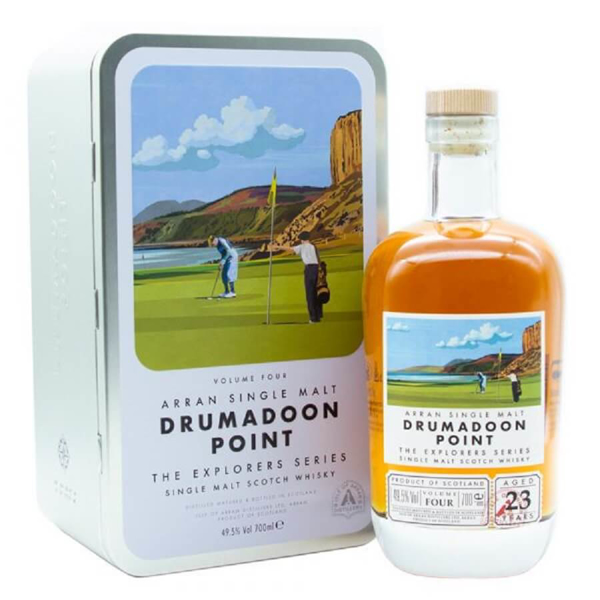Picture of Arran Drumadoon Point 70cl, * one per customer