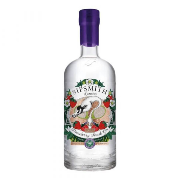 Picture of Sipsmiths Strawberry Smash Gin  , 70cl