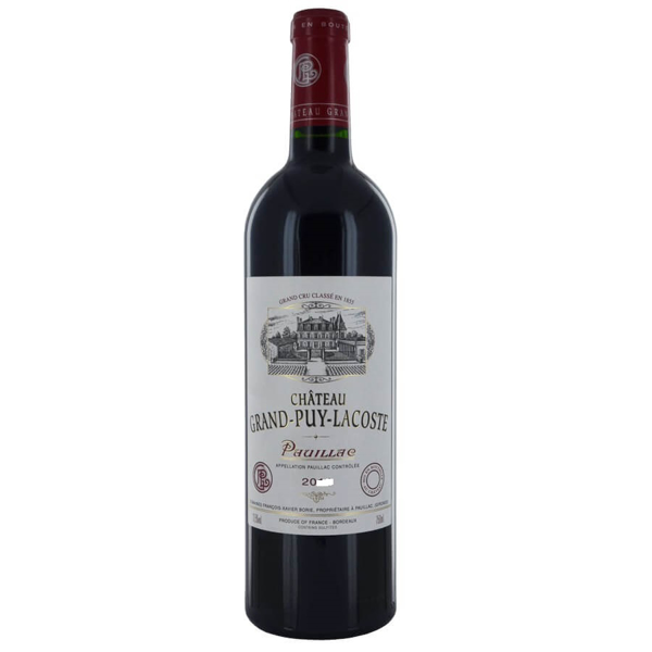 Picture of Chateau Grand Puy Lacoste pauillac, 75cl