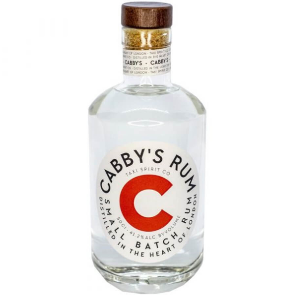 Picture of Cabbys White Rum , 50cl