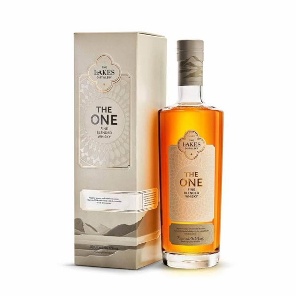 Picture of Lakes  The One Blended Whiskey , 70cl