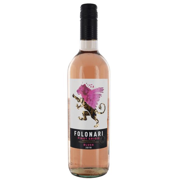 Picture of Folonari Pinot Grigio Rose, 75cl