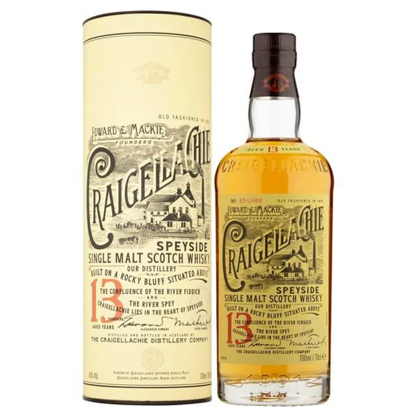 Picture of Craigellachie 13 yr Speyside  , 70cl