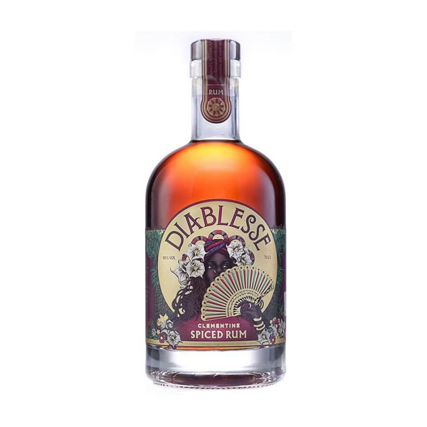 Picture of Diablesse Clementine Rum , 70cl