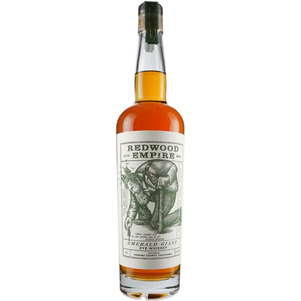 Picture of Redwood Empire Emerald Giant  Rye, 70cl