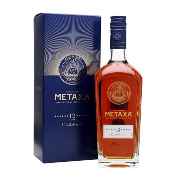 Picture of Metaxa 12 Star, 70cl