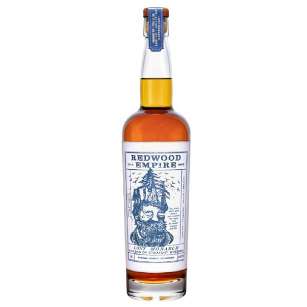 Picture of Redwood Empire Lost Monarch Straight Blend, 70cl