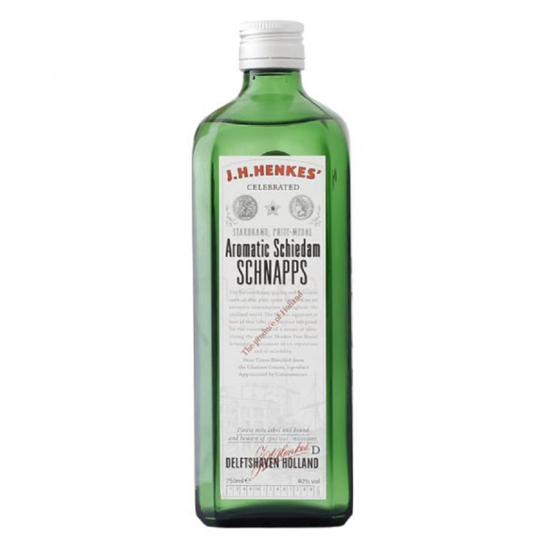 Picture of J.H.Henkes Aromatic Schnapps, 70cl