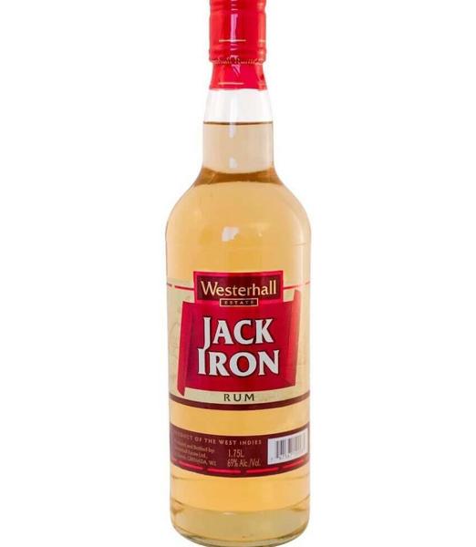 Picture of Jack Iron Overproof Rum Grenada 69% , 70cl