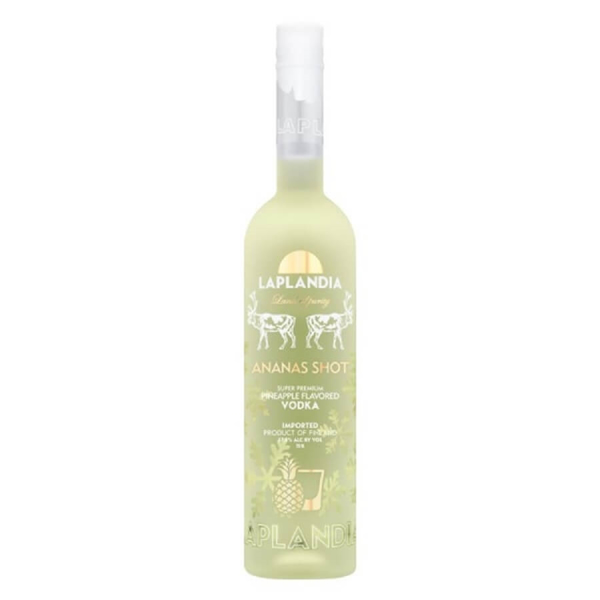 Picture of Laplandia Ananas Shot Pineapple Vodka, 70cl