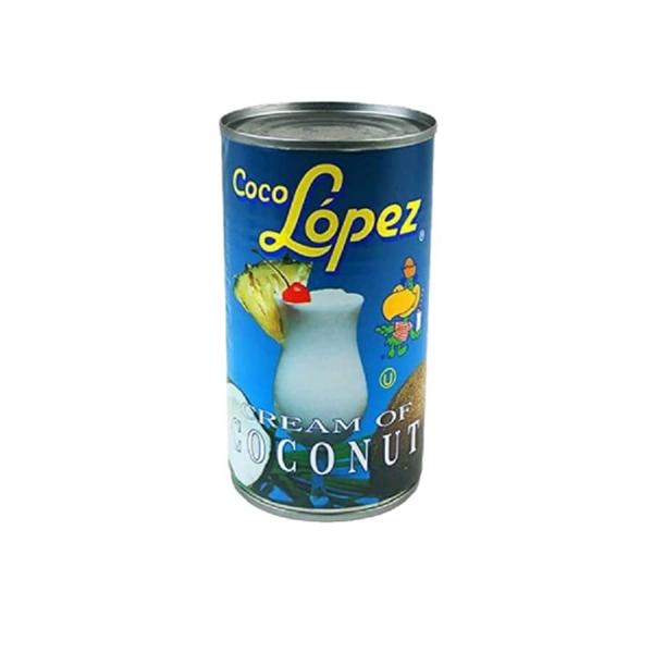 Picture of Coco Lopez, cream of coconut, 425 gram